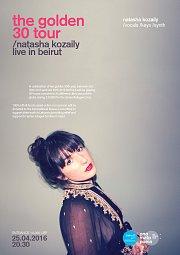 The Golden 30 Tour - Natasha kozily live in Beirut