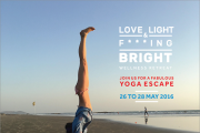 The Love Light & F***ing Bright Yoga Weekend!