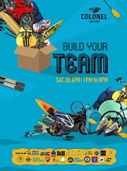 Build Your Team   Outdoor Sports, Music & Garage Sale