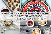 Healthy Dessert Workshop