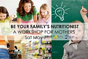Be Your Family's Nutritionist