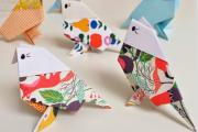 Atelier d'origami pour enfant @ The Workshop