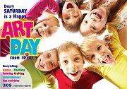 HAPPY ART DAY : Every Saturday