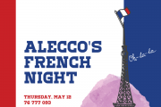 Alecco's French Night at Smoking Barrels