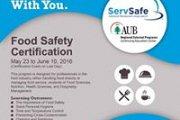 Food Safety Certification Program