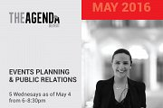 Events Planning and Public Relations with Maria Boustany