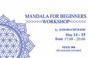 Mandala for Beginners Workshop at Aleph B
