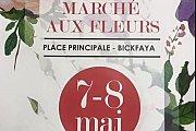 Marché aux Fleurs - Bikfaya 2016