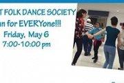 Folk Dance Friday