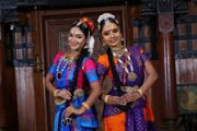 From Mahabharata Epic / Classical Indian Dance - Spring Festival 2016