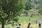 Hiking in Ehmej