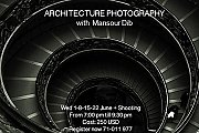 Architecture Photography with Mansour Dib