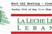 La Leche League free breastfeeding Meeting