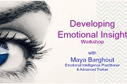 Developing Emotional Insight (Workshop with Maya Barghout)