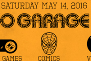 Retro Garage Sale