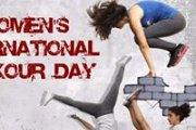 Women's International Parkour Day