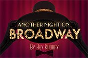Another Night On Broadway By Roy Khoury