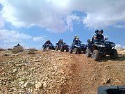 ATV trip from Faraya to chabrouh Dam