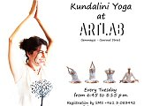 Kundalini Yoga at ArtLab