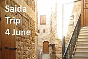 Karaz w Laimoon: Guided Trip to Historical Saida
