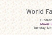 """Bassma's """"World Family Month"""" Fundraising Lunch"""