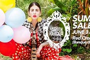 Fashion For A Cause Summer Sale 2016