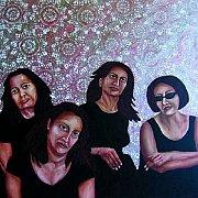 """Family Tree"" Art Exhibition by Rim El Jundi"