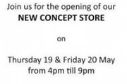 Opening of 101 spam Concept Store