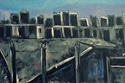 No address, No title - A tribute to the Syrian people by Reem D.Akkad
