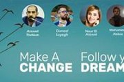 Talks with No Label - Make A Change. Follow your Dreams.