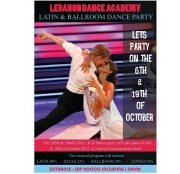 LEBANON DANCE ACADEMY LATIN & BALLROOM DANCE PARTY