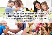 Child's Intelligence Workshop- ورشة عمل ذكاء الطفل