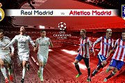 Real Madrid vs Atletico Madrid @ Selfie Cafe