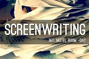 Screenplay Writing Workshop