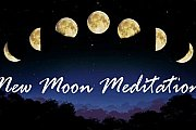 New Moon Satsang & Meditation: Step into the realm of new possibilities!