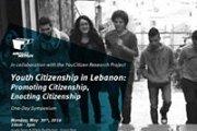 Youth Citizenship in Lebanon: Promoting Citizenship, Enacting Citizenship