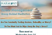 Stress Management Group Guided Meditation