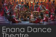 Enana Dance Theatre - Queen Defet Khatun - Part of Tyre International Festival 2016