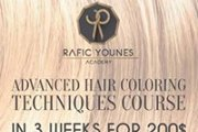 Advanced Hair Coloring Techniques Course
