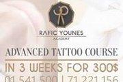 Advanced Tattoo Course