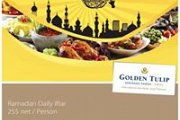 Daily Iftar at Golden Tulip Serenada