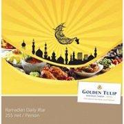 Daily Iftar at Golden Tulip Serenada