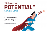 Summer Camp - Unleash your potential