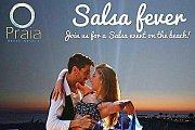 Salsa Fever at Praia