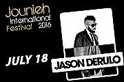 Jason Derulo - Part of Jounieh International Festival 2016