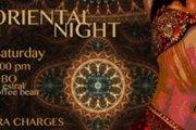 Oriental night at BOBO Hamra