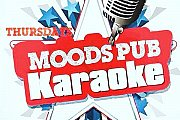 Karaoke Night at Moods