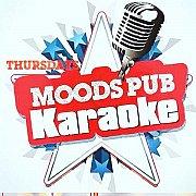 Karaoke Night at Moods
