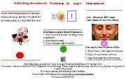 Rebirthing-Breathwork workshop in Anger Managment