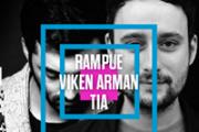 The Garten Presents Rampue and Viken Arman